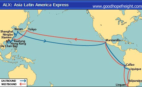 Nyk track and trace
